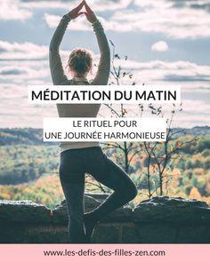 Et si vous commenciez votre journée par une méditation du matin ? Un nouveau rituel à adopter sans attendre pour vous donner zénitude et efficacité et apprendre à mieux gérer votre journée !