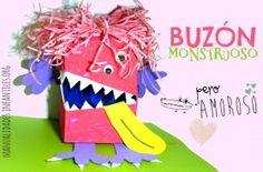 Buzon monstruo amoroso