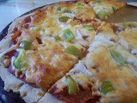 Gluten-Free, Casein-Free Pizza Crust & Sauce