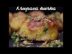 Nejlepší pečené brambory – RECETIMA Baked Potato, Potatoes, Chicken, Meat, Baking, Ethnic Recipes, Food, Bakken, Eten