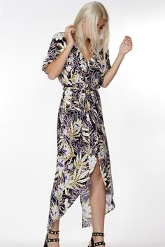 Paradise Maxi Dress - What's New