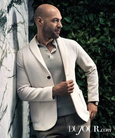 Corey Stoll Poses for DuJour Photo Shoot, Talks 'Ant-Man' Bald With Beard, Bald Man, Pretty Men, Beautiful Men, Corey Stoll, Trending Tv Shows, Bald Men Style, John Beck, Raining Men