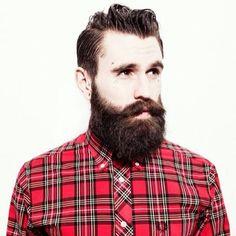 Marry me pls, Ricki Hall. I Love Beards, Great Beards, Long Beards, Beard Love, Awesome Beards, Beard Suit, Sexy Beard, Epic Beard, Bearded Tattooed Men