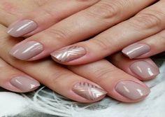 10 decoraciones para tus uñas nude, ¿te atreves? - Magazine de moda
