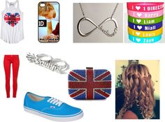 """""""Oe Direction Signing"""" by ilovepink556 on I need all of this to go to one of their concerts!"""
