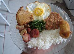 Aprenda a preparar a receita de Virado à paulista