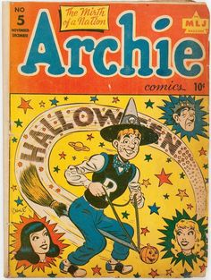I LOVED Archie Comics.Betty and Veronica were so glamorous to me!Man Archie was homely. Old Comic Books, Vintage Comic Books, Comic Book Covers, Vintage Comics, Bd Comics, Archie Comics, Archie Cartoon, Great Memories, Childhood Memories