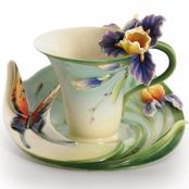 Teacups by Franz Porcelain