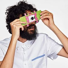 Manu Prakash has invented a 60 pence microscope -- and sent 50,000 of them to children, teachers, pharmacists, farmers and health workers around the world