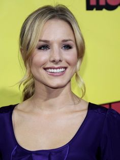 kristin bell is just awesome!