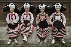 CHINA • People Minorities by Kurt Vansteelant, via Behance