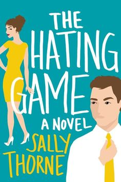 The Hating Game, by Sally Thorne. Entertaining enough, but not so much so that I'd recommend it.