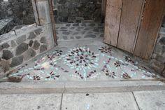 Ook in Centraal Amerika vind je mozaiek.
