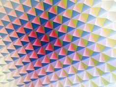 Trippy 3D art louisianamuseum via lindsayobrien- art, design Posted to Souda's Tumblr From the Pinterest Board: Art - Modern Sculptures, Contemporary Paintings, Illustrations, & More