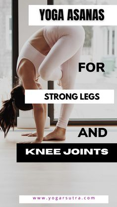 Yoga sequence for strong legs and knees #yoga_for_legs_pain, #yoga_for_kneespain Yoga For Knees, Yoga For Back Pain, Yoga Sequences, Yoga Poses, Yoga For Sciatica, Cow Pose, International Yoga Day, Pigeon Pose, Strong Legs