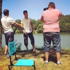 Allez, fais le beau ! ;) #trigano #camping