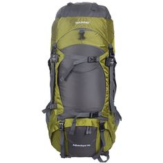 WASING 70L 10L Internal Frame Backpack Hiking Backpacking Packs for Outdoor Hiking Travel Climbing Camping Mountaineering with Rain Cover >>> Check out this great image  : Backpacking backpack