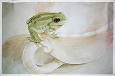 Frog Cup by ~feena95 on deviantART