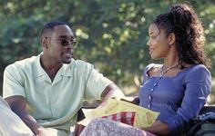 Morris Chestnut and Gabrielle Union Romantic-Comedy DVD Box Set I swear, Isis from Bring It On and Bobby Zachs from Under Siege Dark. Black Love, Black Is Beautiful, The Caged Bird Sings, Jackie Brown, Morris Chestnut, Handsome Black Men, Gabrielle Union, The Brethren, Happy Marriage