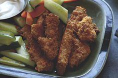 Extra Cheddar Chicken Tenders