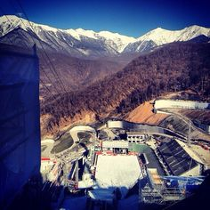 Winter Olympics 2014--Sochi, Russia