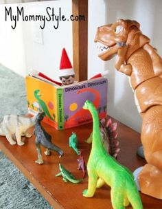 20 Elf on the Shelf Ideas - Ideas for Christmas Elf on a Shelf
