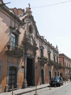 La Casa De La Marquesa Hotel in Santiago De Queretaro, Queretaro State, Mexico