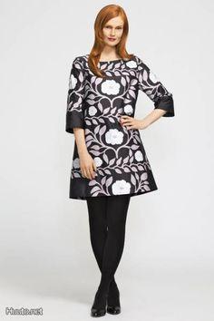 Marimekko dress / Marimekko Rytmi Naamio mekko