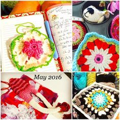 wildaboutyarn I think May was about motifs!! Bye May!  #ilovegrannysquares  #grannysquares #daisy  #grannysquaresrock  #accessories  #wildaboutyarn  #crochetdaisies  #squares #crochet #crochetaddict #häken  #croche  #crochetbag #crochetlove  #igcrocheting  #design #handmade  #yarnaddict #ilovecrochet  #colourful  #instacrochet #inspiration #colorful  #circles #motifs #flowers #monthlymontage  #yarn  #creative #handmade