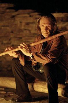 David Carradine in Kill Bill