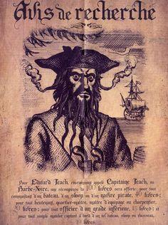 Les pirates c�l�bres