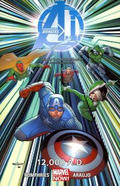 Marvel Avengers A.I. 2: 12000 A.D.