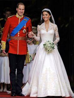 princess kate middleton | Princess Kate Middleton 's Wedding Dress Inspiration Trendy Dressing ...