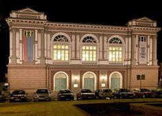 Landestheater, Eisenach, Thüringen, Germany