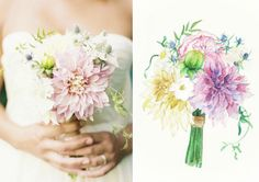Spring Trend Watch: Watercolors | Occasions® - Weddings, Parties, Mitzvahs, Entertaining & All Celebrations