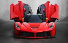 LaFerrari - 6.3 liter V12, 800 BHP, 0 - 62 mph (100 km/h) < 3 secs, Top Speed of 205 mph.