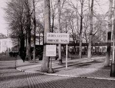 1942. View of the Jonas Daniel Meijerplein in Amsterdam. The Jonas Daniel…