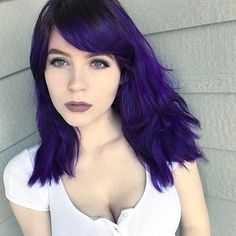 Arctic Fox hair color is vibrant, long-lasting, semi-permanent, hair dye that is made in the USA. We are vegan, cruelty-free and contain added conditioners.