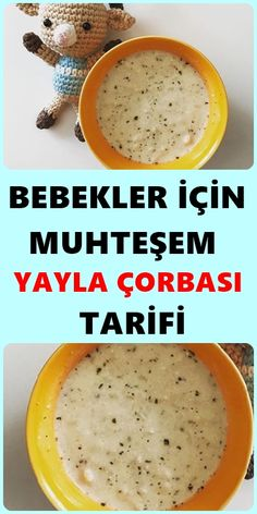 Muhteşem Yayla Çorbası Tarifi How to make baby highland soup? What are the benefits of highland soup? Highland soup recipe for babies 8 months and up Baby Food Recipes, Soup Recipes, Homemade Beauty Products, Baby Feeding, Cheeseburger Chowder, Kids Meals, Food And Drink, Health Fitness, Eat