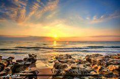 Atlantic Coast Sunrise Carlin Park Jupiter Florida