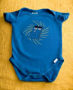 from geeky crafters come geeky crafts. and baby geeks? - NEEDLEWORK