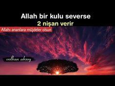 Allah bir kulu severse 2 nişan verir | Volkan aksoy - YouTube Allah, Youtube, Instagram, Youtubers, Youtube Movies