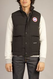 cheap canada goose mens freestyle vest forest green outlet