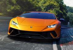 8 Amazing Lamborghini Huracan Performante Images Lamborghini