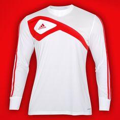 Maglia da portiere Adidas Assita 13 white