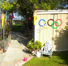 Olympic Party Decorations