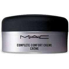 MAC 24 Hour Comfort Cream/1.7 fl oz. (€29) ❤ liked on Polyvore featuring beauty products, skincare, face care, face moisturizers, apparel & accessories, no color, mac cosmetics and face moisturizer