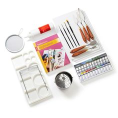 Starterkit Acryl-Malerei Painting Art, Craft, Art