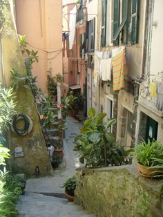 Cinqueterre, Italy  Molly visited spring 2008 semester abroad, Joe and Mary Jane saw the Rock off the coast while on the train from Rome to Tourin, Italy  May 2008!