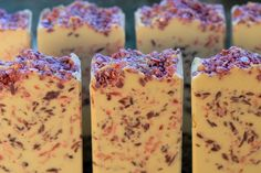 Ugly Xmas Sweater Scented with a combination of Autumn Wreath and Cinnamon fragrance oils, this one made our whole house smell like Chr. Ugly Xmas Sweater, Sugar Plum Fairy, Autumn Wreaths, Lotion Bars, Handmade Soaps, Fragrance Oil, Soap Making, Homestead, Nom Nom